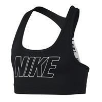Nike Logo Strap Sports Bra de fete Junior