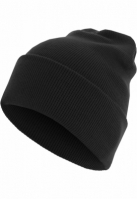Caciula Beanie Basic Flap Long Version negru Urban Classics