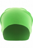 Caciula Beanie Jersey verde neon Urban Classics