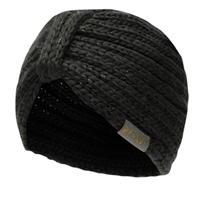 Golddigga Ribbed Turban Hat pentru Femei