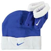 Papuci de Casa Nike Hat Set de baieti Bebe