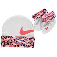 Papuci de Casa Nike Hat Set de fete Bebe