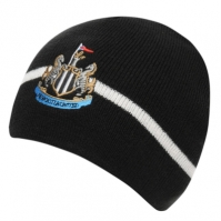 Team Newcastle United Knitted Hat Unisex de adulti