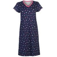 Cote De Moi Picot Nightdress pentru Femei