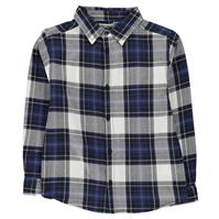 Tricou Crafted Flannel de baieti Bebe