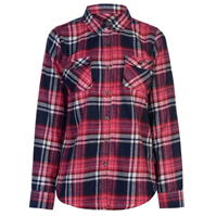 Tricou Lee Cooper Flannel pentru Femei