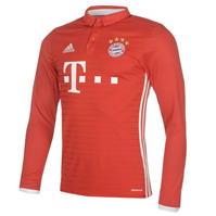 Tricou adidas Bayern Munich cu Maneca Lunga pentru Barbati