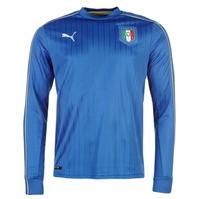 Tricou Puma Italy cu Maneca Lunga 2016