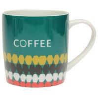 Linea Pattern Text Mug