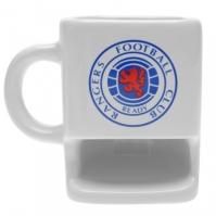 Team Football Biscuit Mug