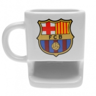 Team Football Biscuit Mug