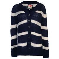 Lee Cooper Essential Stripe Cardigan pentru Femei