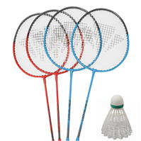 Carlton 4 Player Badminton Set