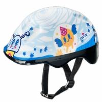 Casti de ciclism MOVE albastru baietei pentru copii