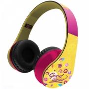 Casti Stereo Cu Bluetooth Soy Luna