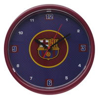 Team Football Wall Clock