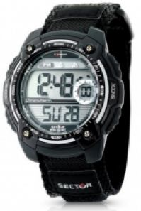 Ceas Sector Mod Street 1100 Second Chronograph 10 Atm