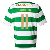 Tricou New Balance Celtic Home Sinclair 2017 2018