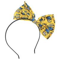 Character Bow Headband de fete