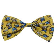Character Minion Bow Clip