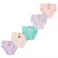 Crafted Essentials 5 Pack Briefs Child de fete