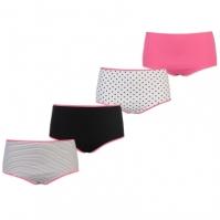 Miso 4 Pack Full Briefs pentru Femei