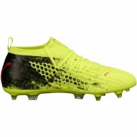 Cizme Pentru Fotbal Puma Future 182 Netfit FG AG Fizzy 104321 01 barbati
