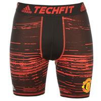 Colanti adidas Manchester United Techfit Short pentru Barbati