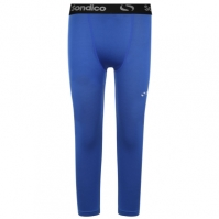 Sondico Core Baselayer Tights de baieti Junior