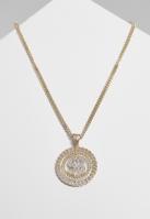 Colier Dollar Diamond auriu Urban Classics