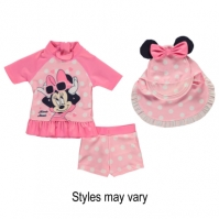 Character 3 Piece Swim Set Bebe