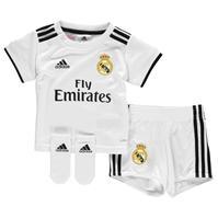 adidas Real Madrid Home Kit 2018 2019 Bebe