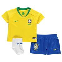 Nike Brazil Home Kit 2018 Bebe