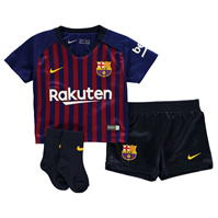 Nike Barcelona Home Kit 2018 2019 Bebe