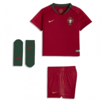 Nike Portugal Home Kit 2018 Bebe