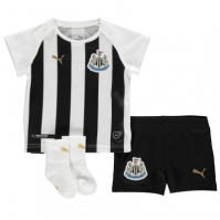 Puma Newcastle United Home Kit 2018 2019 Bebe