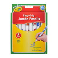 Crayola Grip Pencils 84
