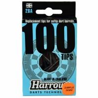 Harrows Spare darts tips 100pcs
