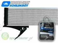 Suport masa ping pong cu plasa Team sistem de prindere clip-on Donic