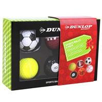 Dunlop Novelty Christmas Ball Golf Set