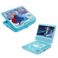 Dvd Player Portabil Disney Frozen