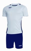 Echipament fotbal Bahrein Bianco Blu Max Sport