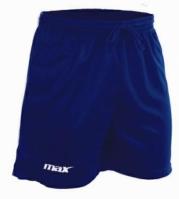 Pantaloni Echipament fotbal Boris Blu Max Sport