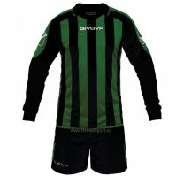 Echipament fotbal KIT RUMOR ML Givova
