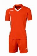 Echipament fotbal Monviso Aranciobianco Max