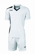 Echipament fotbal Monviso Bianco Blu Max