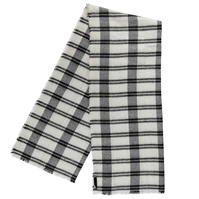 Rock and Rags Checked Scarf