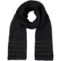 Label Lab Studded knitted scarf