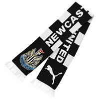 Puma Newcastle United Scarf