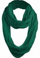 Esarfa Wrinkle Loop verde Urban Classics